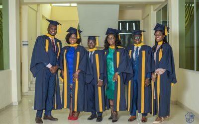Accra College of Medicine Maiden Graduation 2020