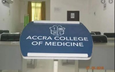 Accra College of Medicine uses technology in teaching Anatomy for medicine